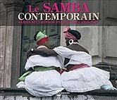 Le samba contemporain (livret + 2 cd), par Collectif