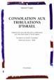 Consolation aux tribulations d'Israël (1553)