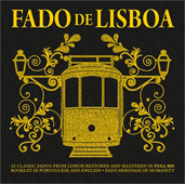CD : Fado de Lisboa, par Collectif