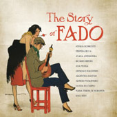 CD - The story of fado, par Collectif