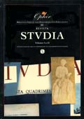 Revista Studia (Vol. 1 a 53) [CD-Rom], par Collectif