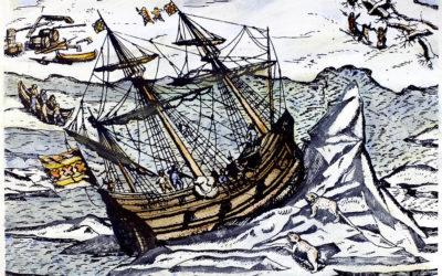 4. Premières images de l'Arctique et du Grand Nord