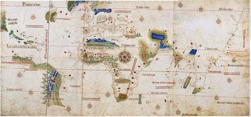 9. La découverte de l'Afrique au XVe siècle